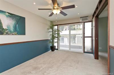 Honolulu, Kailua, Waimanalo, Honolulu, Kaneohe Rental For Rent: 1459 Pele Street #306