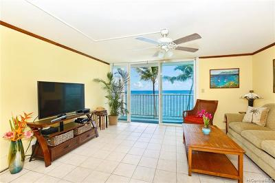 Condo/Townhouse For Sale: 53-567 Kamehameha Highway #PH6