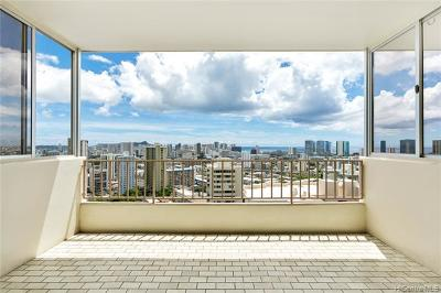 Honolulu Condo/Townhouse For Sale: 1001 Wilder Avenue #1103