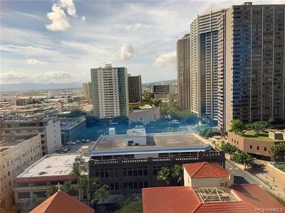 Honolulu County Commercial For Sale: 1188 Bishop Street #1411