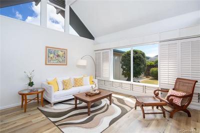 Single Family Home For Sale: 260 Ainahou Street