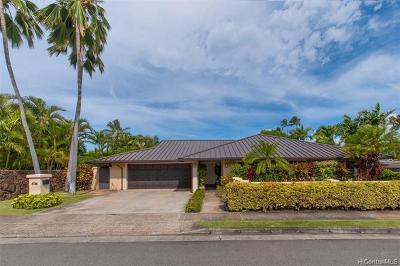 Single Family Home For Sale: 4726 Kolohala Street