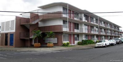 Honolulu County Condo/Townhouse For Sale: 98-142 Lipoa Place #309