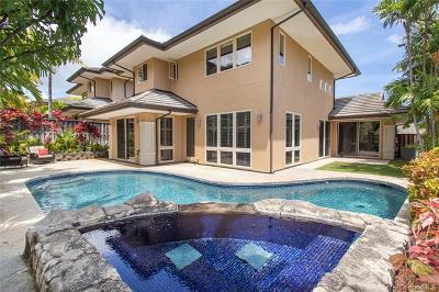 Single Family Home For Sale: 1008 Koko Uka Place