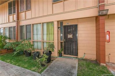 Condo/Townhouse For Sale: 1269 Kipaipai Street #C