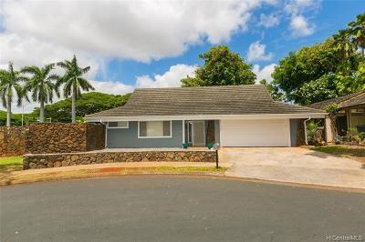Single Family Home For Sale: 94-1004 Lelepua Place