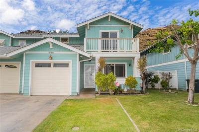 Single Family Home For Sale: 87-1025 Anaha Street