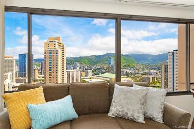 Honolulu HI Condo/Townhouse For Sale: $289,000