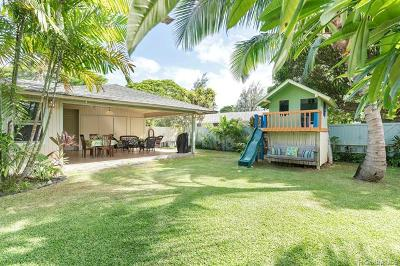 Single Family Home For Sale: 332 Kuukama Street