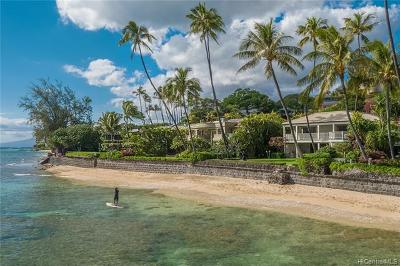 Single Family Home For Sale: 3229 Diamond Head Road