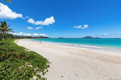 Kailua HI Single Family Home For Sale: $10,995,000