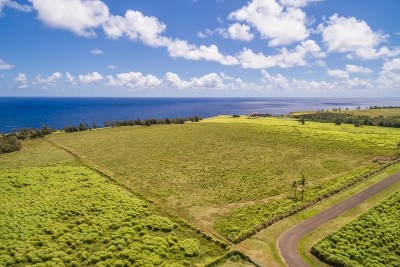 Hawi, Kapaau Residential Lots & Land For Sale: Uli Road