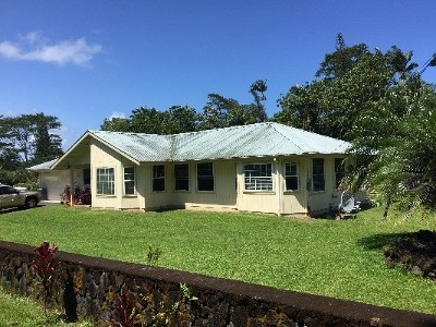 Pahoa HI Single Family Home Sale Pending: $210,000