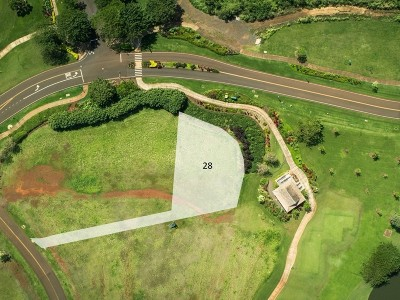 Kauai County Residential Lots & Land For Sale: Kahalawai Street