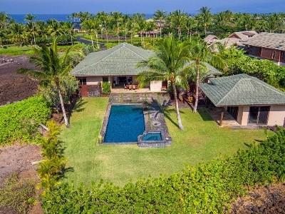 Mauna Lani Resort, 49 Black Sand Beach Single Family Home For Sale: 68-1063 Honokaope Pl