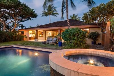 Hualalai Resort Single Family Home For Sale: 72-106 Ahinahina Pl
