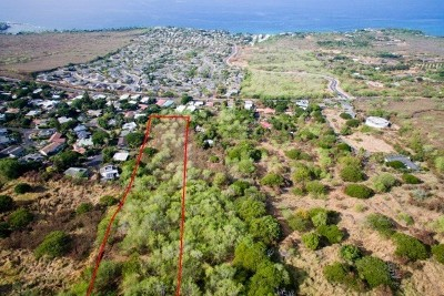 Kailua-Kona Residential Lots & Land For Sale: 77-6631 Walua Rd