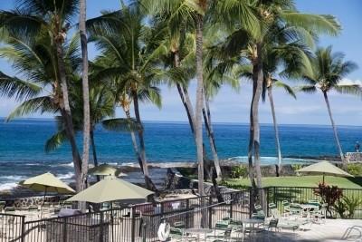 Kailua-kona Condo For Sale: 75-6106 Alii Dr #216