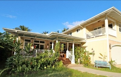 Hanalei Single Family Home For Sale: 5-5118 Papio Pl.