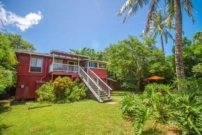 Hanalei Single Family Home For Sale: 4536 Mikala Pl
