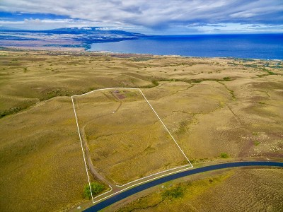 Hawi, Kapaau Residential Lots & Land For Sale: 59-978 Kamakani Lp