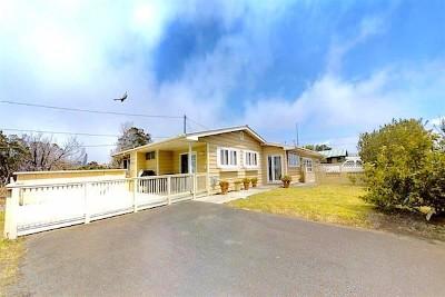 Waimea, Kamuela Single Family Home For Sale: 65-1544-C Kawaihae Rd