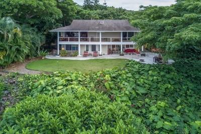 Kailua-kona Single Family Home For Sale: 75-646 Nani Ohai Pl