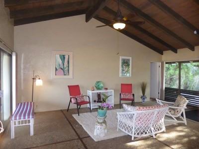 Kailua-Kona Single Family Home For Sale: 73-4337 Wanane Pl