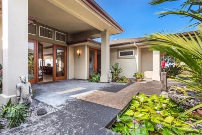 Kona Vistas Subdiv Single Family Home For Sale: 76-342 Kalakua St