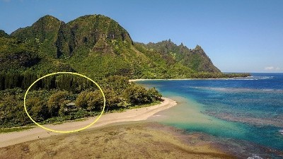 Hanalei Single Family Home For Sale: 5-7542 Kuhio Hwy