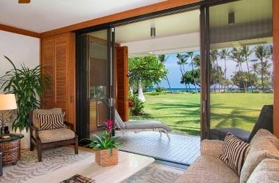Mauna Lani Resort, 49 Black Sand Beach Condo For Sale: 68-1399 Mauna Lani Dr #A101