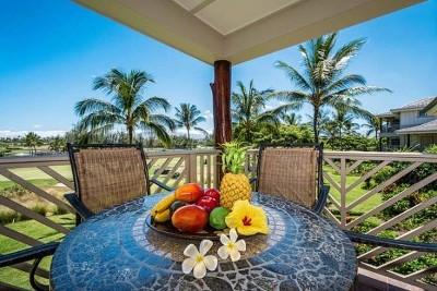 Waikoloa Beach Resort Condo For Sale: 69-180 Waikoloa Beach Dr #G23