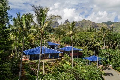 Kauai County Single Family Home For Sale: 4933 Aliomanu Rd