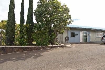 Waimea, Kamuela Single Family Home For Sale: 62-1305 Haleola St