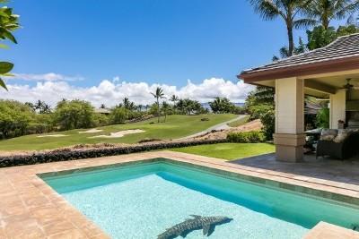 Mauna Lani Resort, 49 Black Sand Beach Condo For Sale: 68-1025 N Kaniku Dr #720