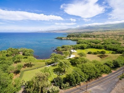 Kamuela Residential Lots & Land For Sale: 69-1548 Puako Beach Dr