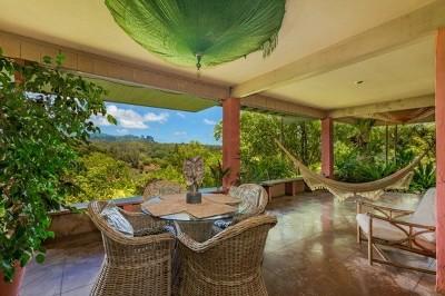 Kapaa Single Family Home For Sale: 5620 Keapana Rd