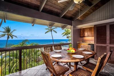 Kailua-kona Condo For Sale: 78-261 Manukai St #2403