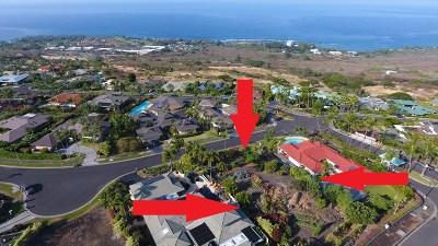 Kailua-kona Residential Lots & Land For Sale: Kuhinanui Street