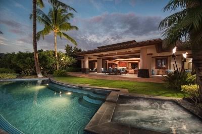 Single Family Home For Sale: 68-1052 Pauoa Wy