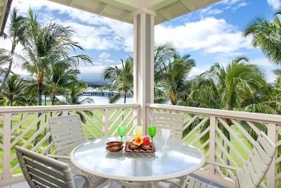 Waikoloa Beach Resort Condo For Sale: 69-200 Pohakulana Pl #J34