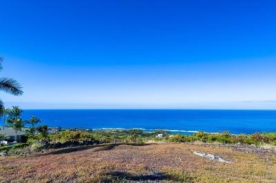 Kailua-kona Residential Lots & Land For Sale: Kuhinanui St
