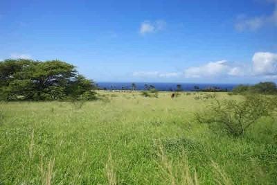 Hawi, Kapaau Residential Lots & Land For Sale: Puakea Bay Ranch