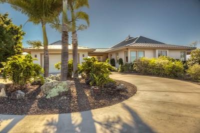 Kohala Ranch Single Family Home For Sale: 59-222 Kanaloa Pl