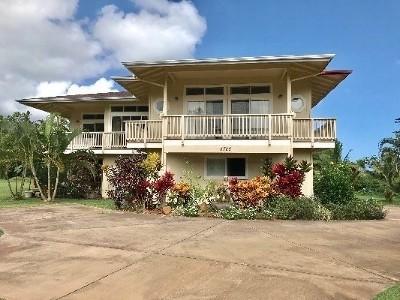 Kapaa Single Family Home For Sale: 5726 Olohena Rd