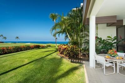Mauna Lani Resort, 49 Black Sand Beach Condo For Sale: 68-1050 Mauna Lani Point Dr #F106