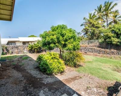 Kailua-Kona Single Family Home For Sale: 75-245 Oni Oni St