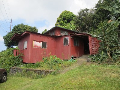 Captain Cook Single Family Home For Sale: 83-5772 Hawaii Belt Rd