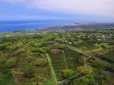 Kailua-Kona HI Residential Lots & Land For Sale: $600,000