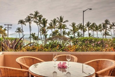 Kailua-Kona Condo For Sale: 78-6721 Alii Dr #102